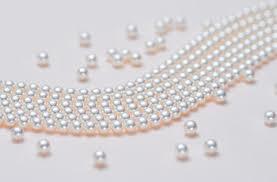 パール ロングネックレス 真珠
