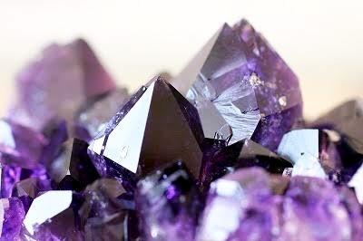アメシスト 結晶 六方晶形